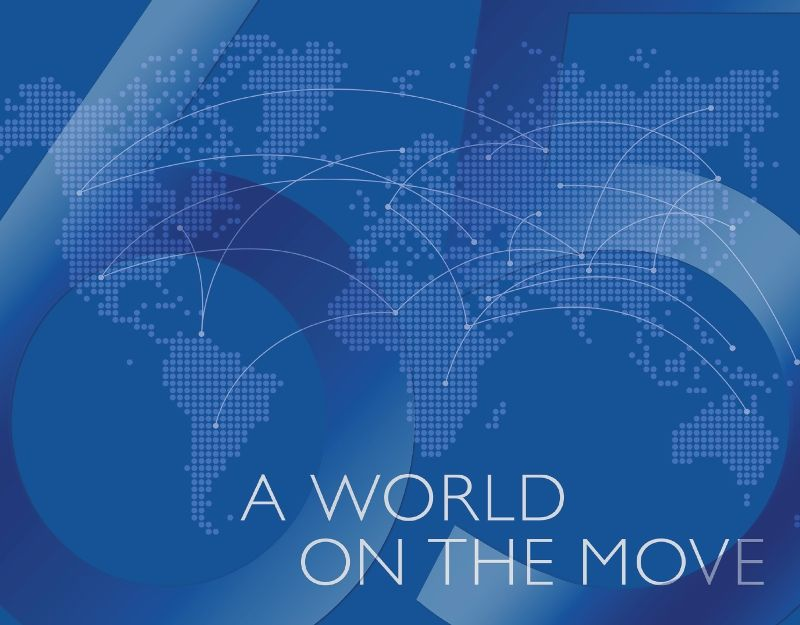 IOM 65th Anniversary - Book World On The Move
