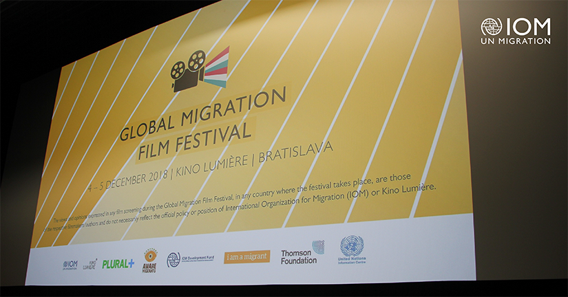2018 Global Migration Film Festival films in Slovakia were seen by 74 visitors