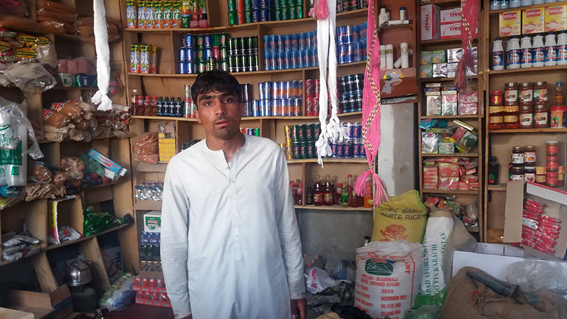 IOM client story - Faisal from Afghanistan