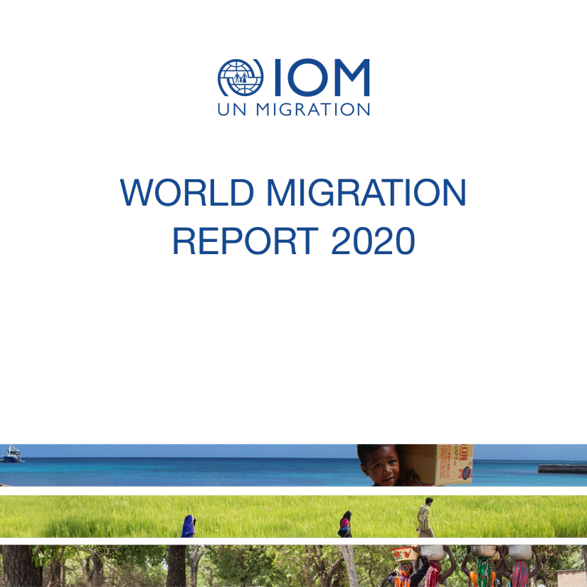 Cover – World Migration Report 2020 | IOM